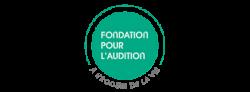 Fondation pour l'audition LOGO SMALL